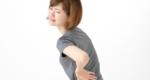 腰椎椎間板ヘルニアで悩む女性